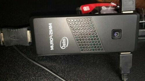 MINISFORUM Intel Celeron N4000 4G eMMC Mini Intel UHD