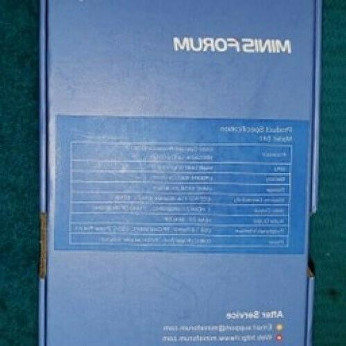 N4000 eMMC Mini UHD 60