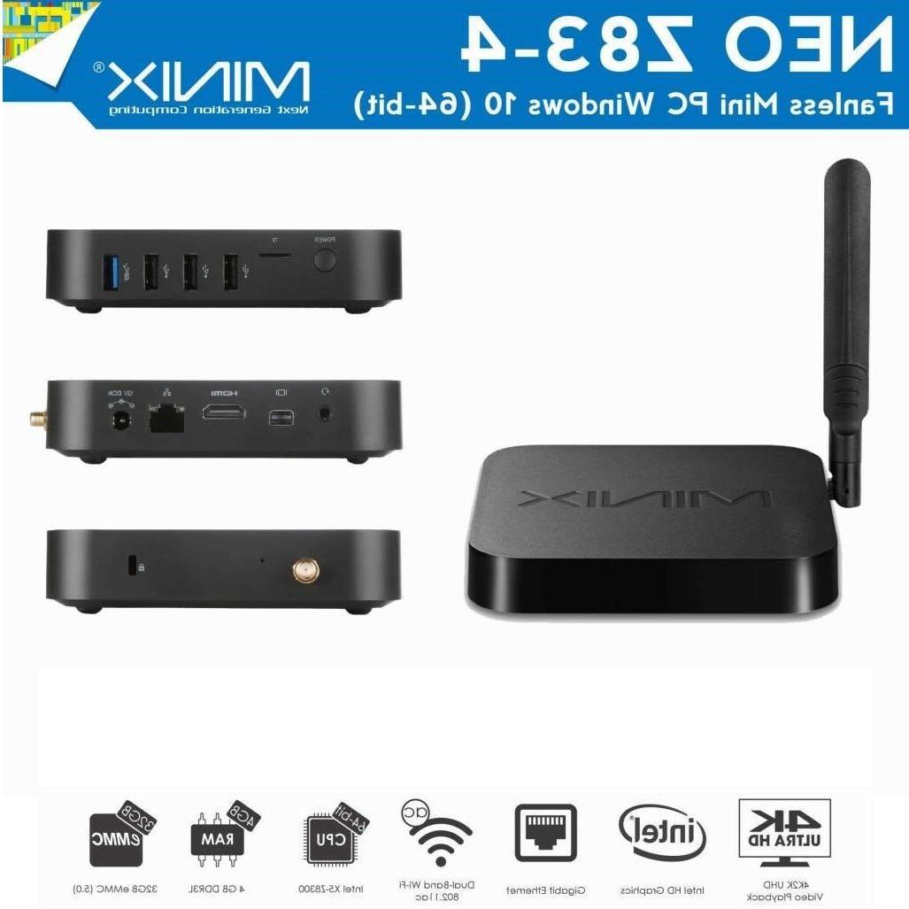 MINIX Z83-4 PC Tiny 4GB