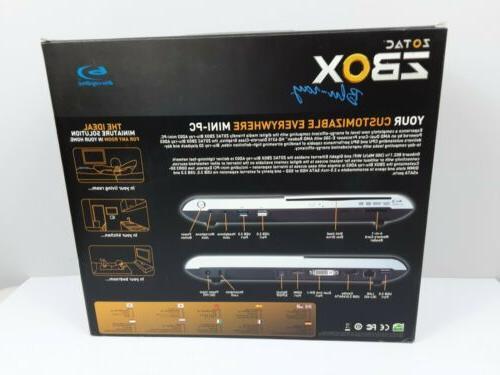 NEW ZOTAC PC E-350 1.6 GHz to RAM