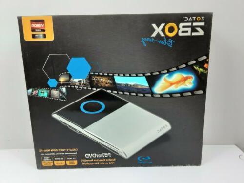 new zbox ad03br u mini pc amd