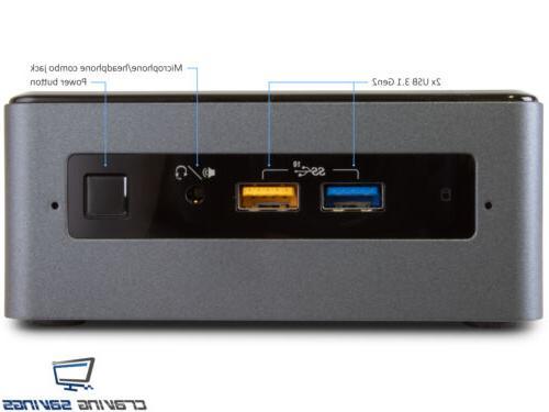Intel PC, Core 8GB RAM, 512GB NVMe Pro