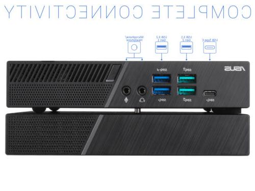 ASUS PB60G, Quadro 10 Pro
