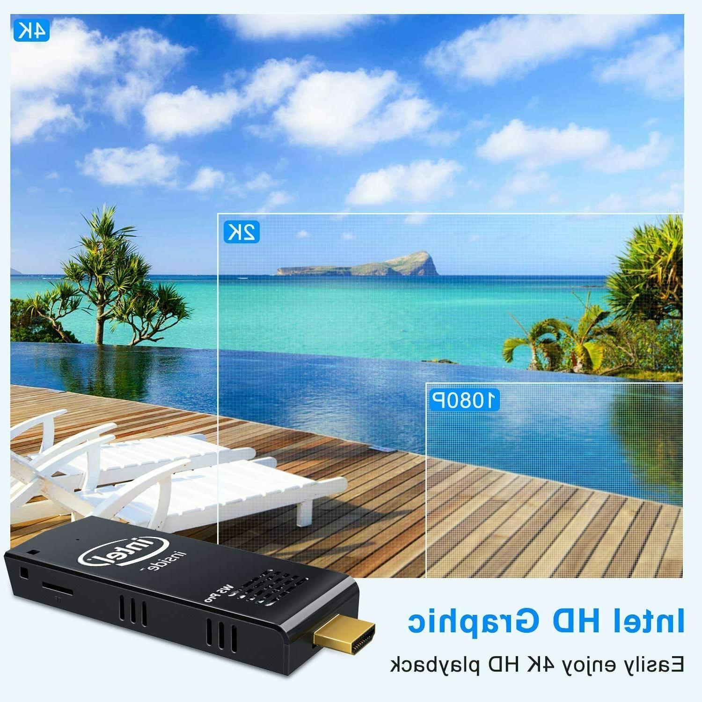 W5 Pro PC Intel Windows 10 4GB DDR3