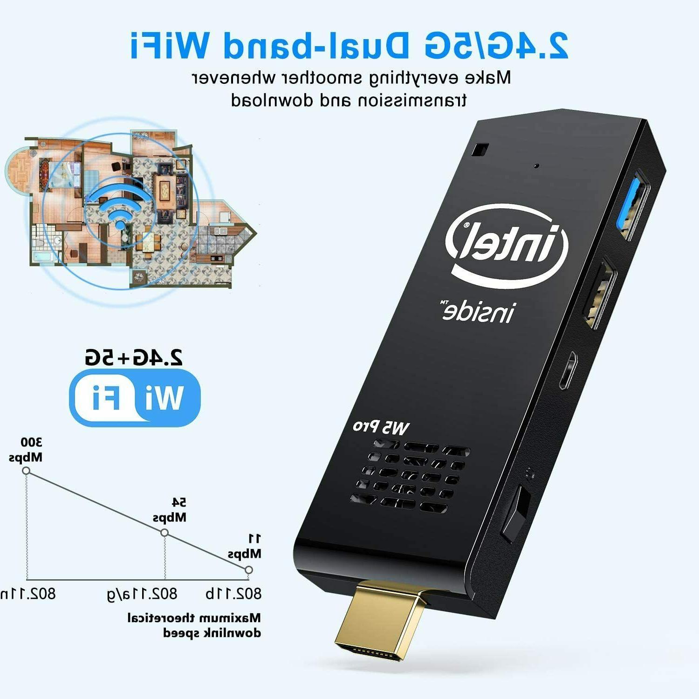 W5 Pro Intel Atom Windows 10 DDR3 eMMC