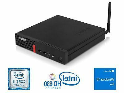 thinkcentre m710q mini pc intel core i5