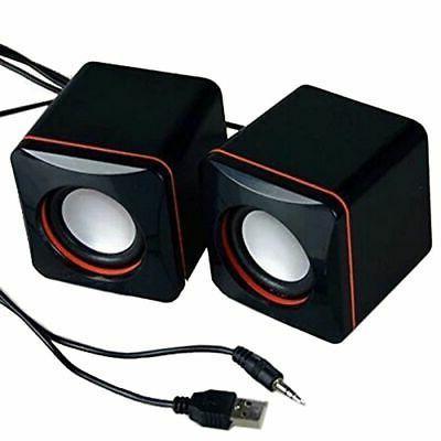 usb 3 5mm stereo mini speaker subwoofer