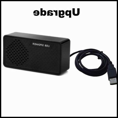 usb mini speaker computer powered stereo multimedia