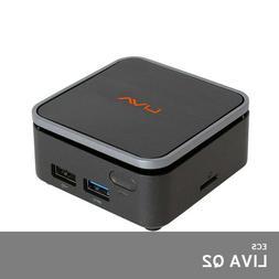 ECS LIVA Q2 Mini PC Win10 Celeron N4000 1.1GHz 32G/4Gb 4K 21