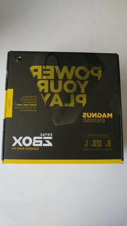 ZOTAC MAGNUS ZBOX-EN31050-U-W2B Gaming Mini PC i3-7100T 8GB