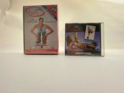 Mini Circle 3-pc DVD set, plus Express Workout DVD, still wr