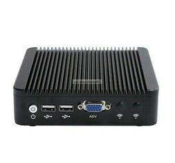 Mini Desktop PC Nano Series, Celeron J1900 1.9 GHz Quad Core