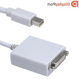 Mini Display Port DP to DVI Video Adapter Cable Converter Ma