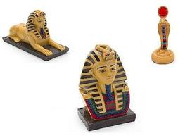 Mini Egyptian Collection Aquarium Ornaments Resin Pharoah/Sp