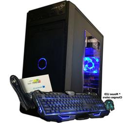 Mini Intel i7 Gaming Desktop PC Computer 1TB SSD 16GB GeForc