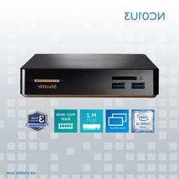 mini pc computer nc01u3 intel i3 5005u