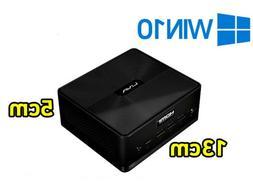 ECS Mini PC LIVA Z2V Win10S  N4000 1.1GHz UHD640 D-Sub Vesa