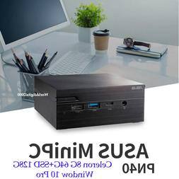 mini pc pn40 celeron uhd600 4k 8g