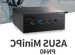 ASUS Mini PC PN40 SSD  J4005 2.0GHz UHD600 HDMI mini DP Vesa