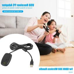 Mini PC Wireless Controller Gaming Receiver Adapter Cable fo