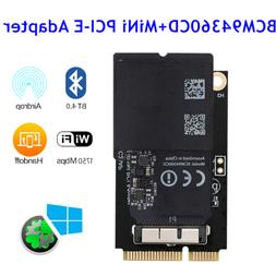 Mini PCI-E BCM94360CD wifi card 802.11ac Bluetooth 4.0 WiFi