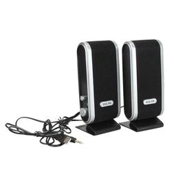 Mini Portable USB Computer Speakers for Notebook Laptop Desk