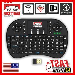 mini wireless keyboard remote control touchpad 2