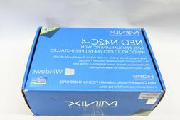 Minix NEO N42C-4 Intel N4200 WIN10 PRO  Mini PC  4GB/32GB