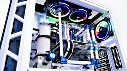 CUSTOM FULL Liquid cooled Gaming PC orders - LOTS of customi