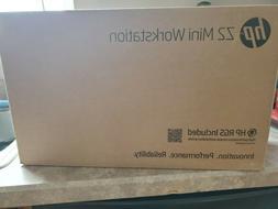 New HP Z2 Mini G3 Workstation - 1 x Xeon E3-1225 v5 - 8 GB R