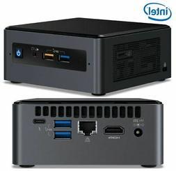 Intel NUC mini PC i3-8109U 3.6GHz 2xDDR4 SODIMM 2.5' HDD M.2