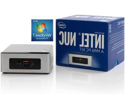 Intel NUC5CPYH Mini PC/HTPC, Celeron N3050, 8GB RAM, 500GB H