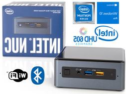Intel NUC7PJYH, Pentium Silver J5005 1.5GHz, 16GB RAM, 128GB