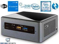 Intel NUC8i3BEH Mini PC, Core i3-8109U, 8GB RAM, 512GB SSD,
