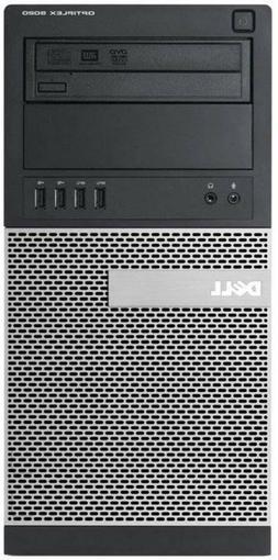 Dell Optiplex 9020 Mini Tower Desktop PC, Intel Core i5-4570