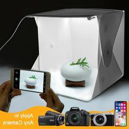 Photo Box Portable Light Room Photography Lighting LED Mini