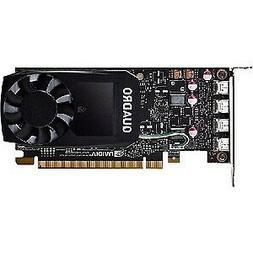 Dell Quadro P1000 Graphic Card 4 GB GDDR5 4 x Mini DisplayPo