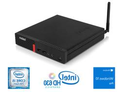 Lenovo ThinkCentre M710q, i5-7400T, 16GB RAM, 2TB SSD, Windo