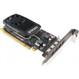 ThinkStation Nvidia P1000 HP
