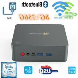 Beelink U55 Mini PC Intel i3-5005U 8G+256G 1000Mbps BT Dual