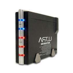 Ultra ULT31310 3.5-Inch USB 2.0/FireWire Hard Drive Enclosur