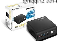 "Gigabyte Ultra Compact Mini PC/Intel UHD Graphics 600/2.5"" H"