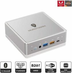 Windows 10 Mini PC AMD Ryzen 3 3300U 16GB RAM 512G SSD Radeo