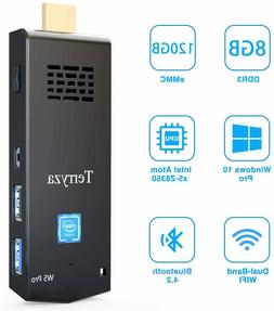 Mini PC PC Stick Intel Atom Z8350 Windows 10 Pro Mini Stick
