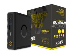 zbox magnus en1070k 16gb ddr4 4tb m
